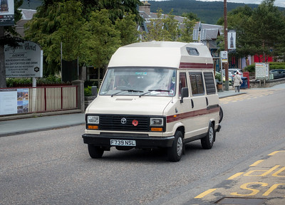 1989 Talbot Express 1000P