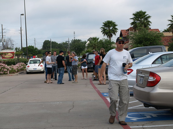 Bluebonnet Run to TWS - 2012-04-01