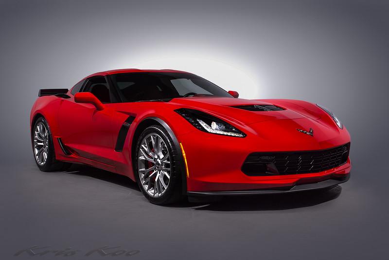 Ladaga Corvette Z06 - 1