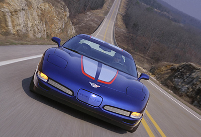 2004 Chevrolet Corvette Z06 Commemorative Edition