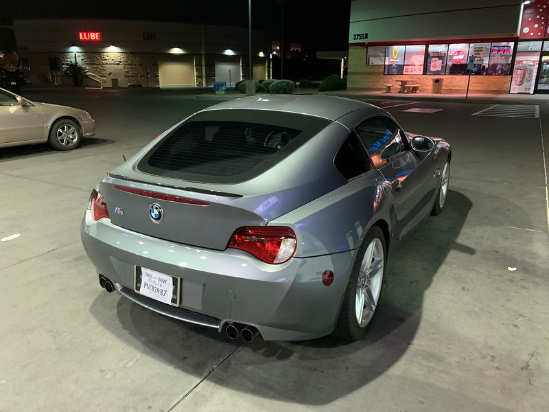 z4 z4m z4mc e86 mcoupe bmw s54 mpower