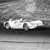 """The zink mark 3 was built in knoxville TN by Ed Zink (the formula vee wizard). bill greer's car had the usual 93 hp dkw engine in it. mine was built with a 1.6 litre cosworth mk.13 engine, but i also used a 850 osca for this one race. in the race i had electric wiring (not engine related) trouble & had to stop for a awhile on the back straight to fiddle with it. in the picture you see the front wheels are halibrands with dunlop green peas, the back wheels are american mags with firestones. the HM race was on saturday so overnight the pit crew & i pulled this engine & put the 1.6 back in for sunday's FM race. i still have this car with the 850, i gave the cosworth away @ the end of the 67 season when the FM class was abolished. the cosworth was never very reliable anyway.""<br /> Jack Gordon"