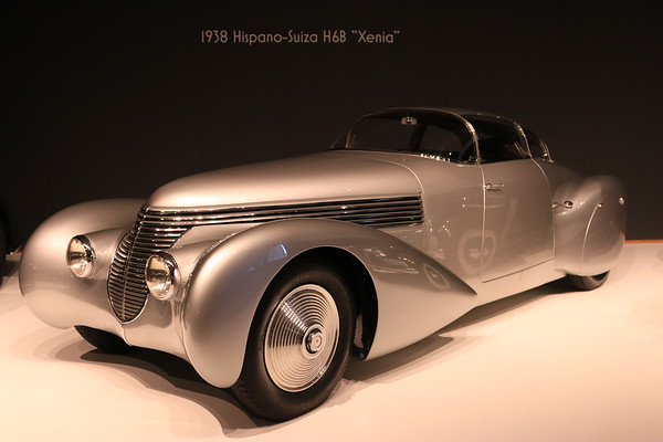 "1938 Hispano-Suiza H6B ""Xenia"""