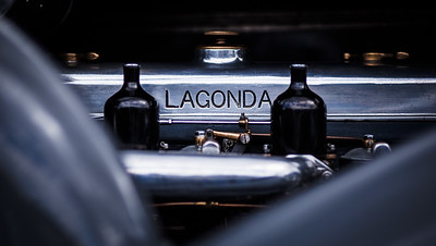 Lagonda Engine