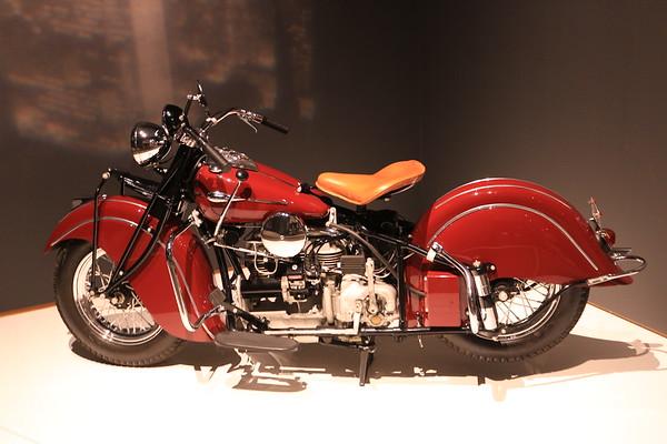 1941 Indian Model 441
