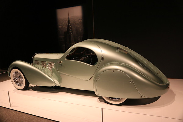 1935 Bugatti Type 57S Aérolithe