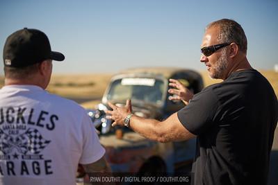 Mike Musto and Ol Smokey