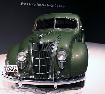 1935 Chrysler Imperial Model C-2 Airflow