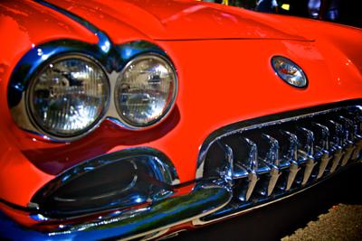 Late 50s Corvette