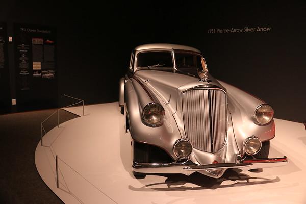 1933 Pierce-Arrow Silver Arrow