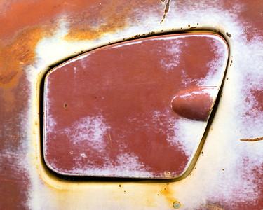 50s Plymouth Savoy gas cap
