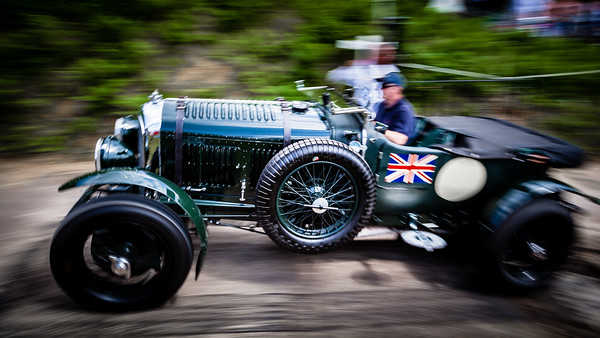 Bentley Hill Climb