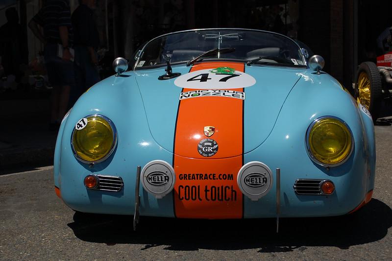 Gulf Porsche