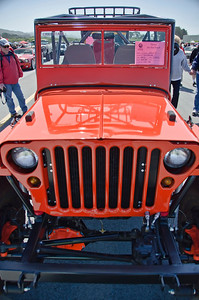 Don's Jeep front view