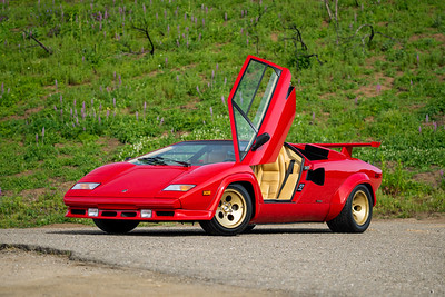 Matt Farah 1988 Countach