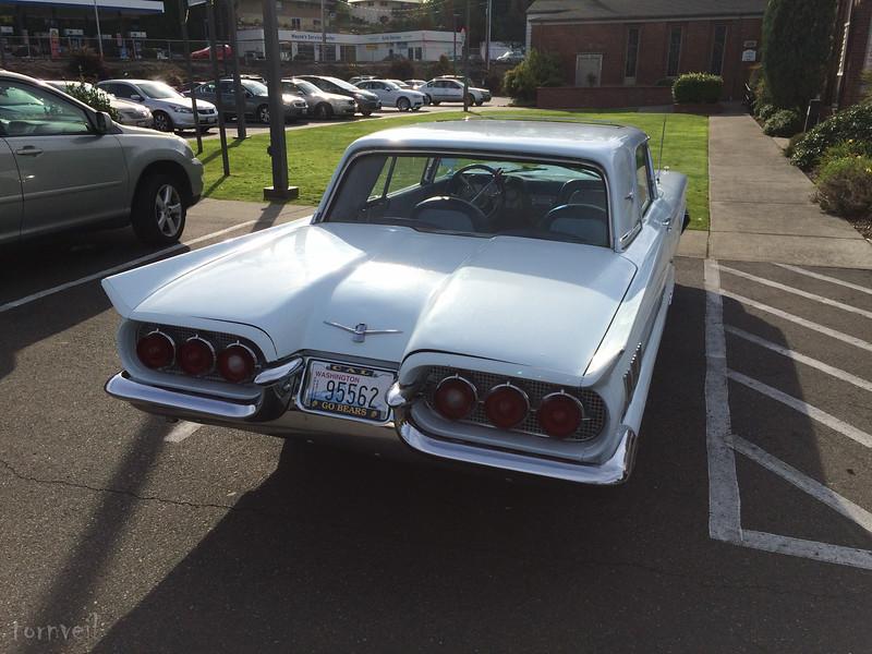 1958 Thunderbird