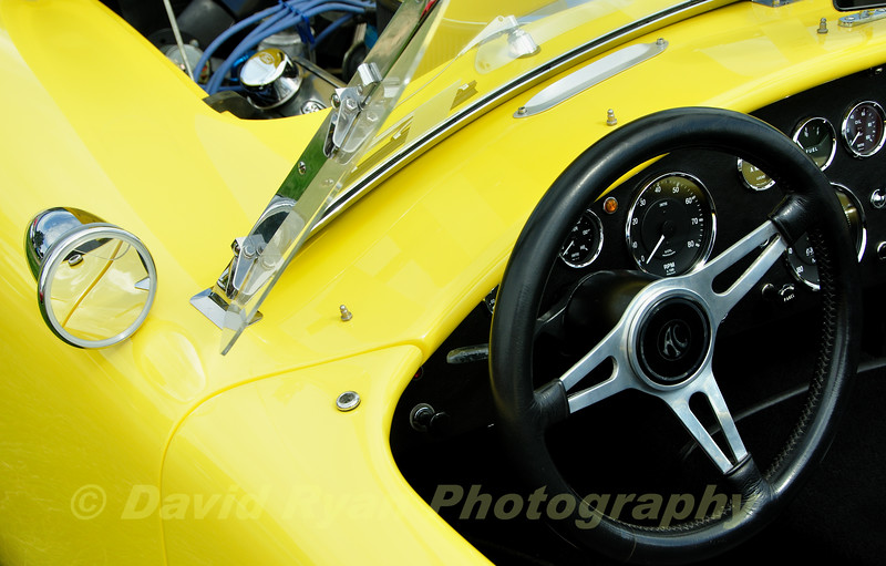 1965 Superformance MKIII Cobra Roadster