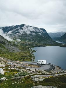 Roads in Norway