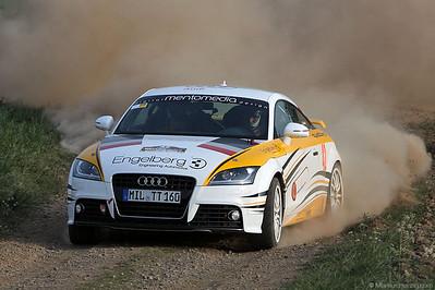 Audi TT - Eric Karlsson DEU @ ADAC Pfalz-Westrich Rallye Germany 6May11