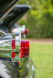 1961 Chrysler Imperial Custom - Rear Light