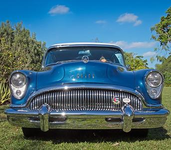 1954 Bulck Roadmaster - Grille