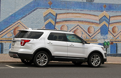 Ford Explorer - type
