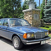 1983 Mercedes-Benz 300D Turbo Diesel
