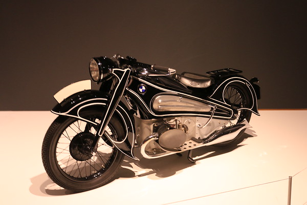 1934 BMW R7 Concept Motorcycle
