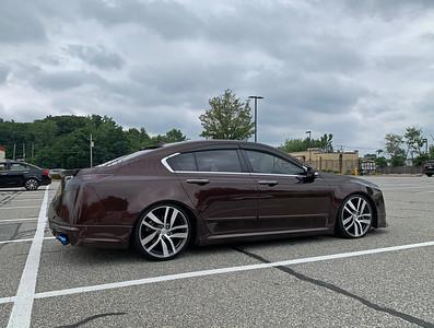 Acura A-Spec TL
