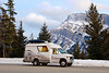 Chinook 2100 Concourse XL 4x4 turbo diesel RV near Banff