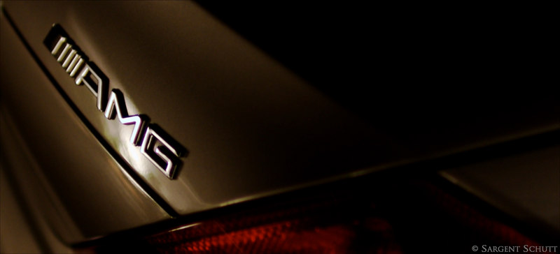 Mercedes Benz SL55 AMG