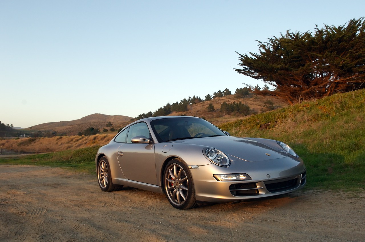 2005 Porsche 911 C2S (997) - SargentSchutt