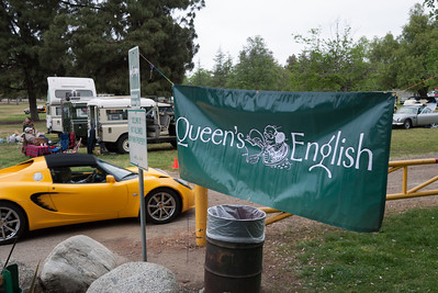 "Under a typically gray English sky, The Queen's English British car show in Nan Nuys, California enjoyed a tremendous turnout. Legions of Triumphs, Austins, MGs, Lotuses and other English cars descended on Woodley Park in the San Fernando Valley, a suburb of Los Angeles, for what is arguably one of the best car shows in Southern California. Considering it's free for spectators, there's not much of a downside to this gathering. Jokingly referred to by locals as ""the annual oiling of the lawn,"" no one seemed to mind as the crowd continued to swell.   Below there's a 1966 Sunbeam Imp Mark 2 just returned to its former home in the San Fernando Valley after 25 years in the Pacific Northwest, where it raced in the SOVREN Series. SOVREN is the Society of Vintage Racing Enthusiasts in the Pacific Northwest.   With its engine upgraded to 998cc, 40 DCOE carbs and straight-cut gears, its new owner (of less than a week) says it's an absolute blast to drive. It's estimated there are less than 50 Imps in the United States.   After the Imp there's a bright blue Berkeley. The paint and bright work on this car had me wondering if it wasn't actually a contemporary kit car.  It's not. It's 54 years old. A 1958 Berkeley SE328.  Berkeley Cars Ltd. of Biggleswade, Bedfordshire, England built ""microcars,"" essentially motorcycle-engine powered, front wheel drive, tiny cars between 1956 and 1960.   Like any regular car gathering there are the usual attendees, but there are also special surprises each year. There's a 1967 Triumph 2000 sedan with has ample room inside its leather-upholstered, wood-trimmed cabin. While it's certainly not in any way sexy, it is an unusual sight in Southern California. I wasn't aware the Triumph ever built such cars.  A 1934 MG NA Special features a special bungie cord front suspension. Sporting a 1271cc inline 6-cylinder engine fed by a pair of SU carburetors, it produces about 75 HP. Note--the clutch pedal is attached directly to the clutch throwout arm in the bell housing. There were roughly 745 N types built. This includes the NA, NB, ND and NE. This 75-year old survivor was great to see.  Avid car collector Jay Leno brings a car to this show each year. Today he brought his 1966 Lotus Elan, 26R Replica, and a mid-fifties Bristol 403 2 Litre. Jay drove the Bristol; the Elan was driven by one of his associates.  This Elan is featured on Jay Leno's blog at www.jaysgarage.com.  It's based on a 1966 Elan. The frame was reinforced and strengthened to withstand the all-aluminum, 2 litre engine and 6-speed sequential shifting transmission. The body is a factory 26R body weighing about 145 pounds. Fit and finish are superb. Many features of this car were hand fabricated such as the exhaust system which is a flattened oval-shaped pipe about an inch and a half tall and 6 inches wide. There simply wasn't enough room under the car for a standard exhaust pipe after installing the sequential 6-speed transmission.  Hint: Use your right arrow key to advance to the next photo."
