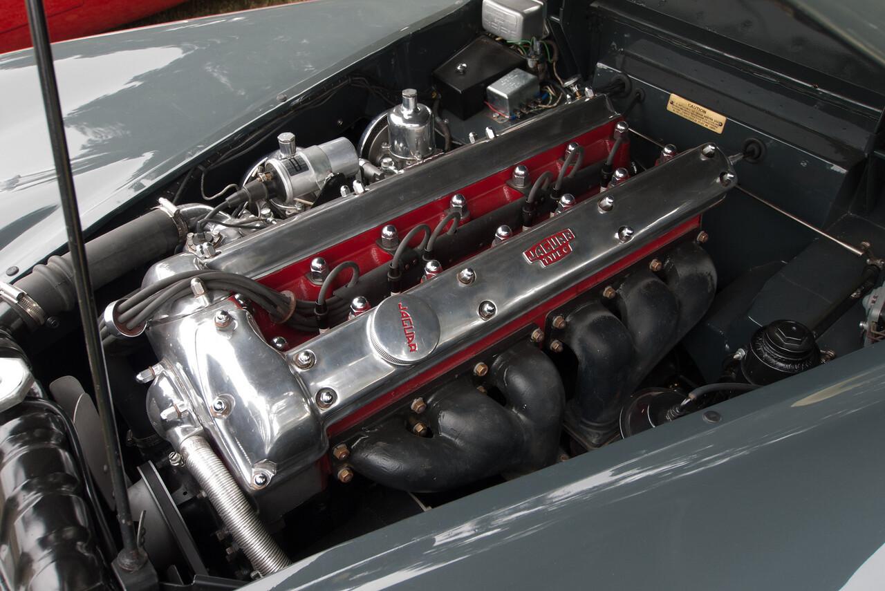 1956 Jaguar XK140 MC.