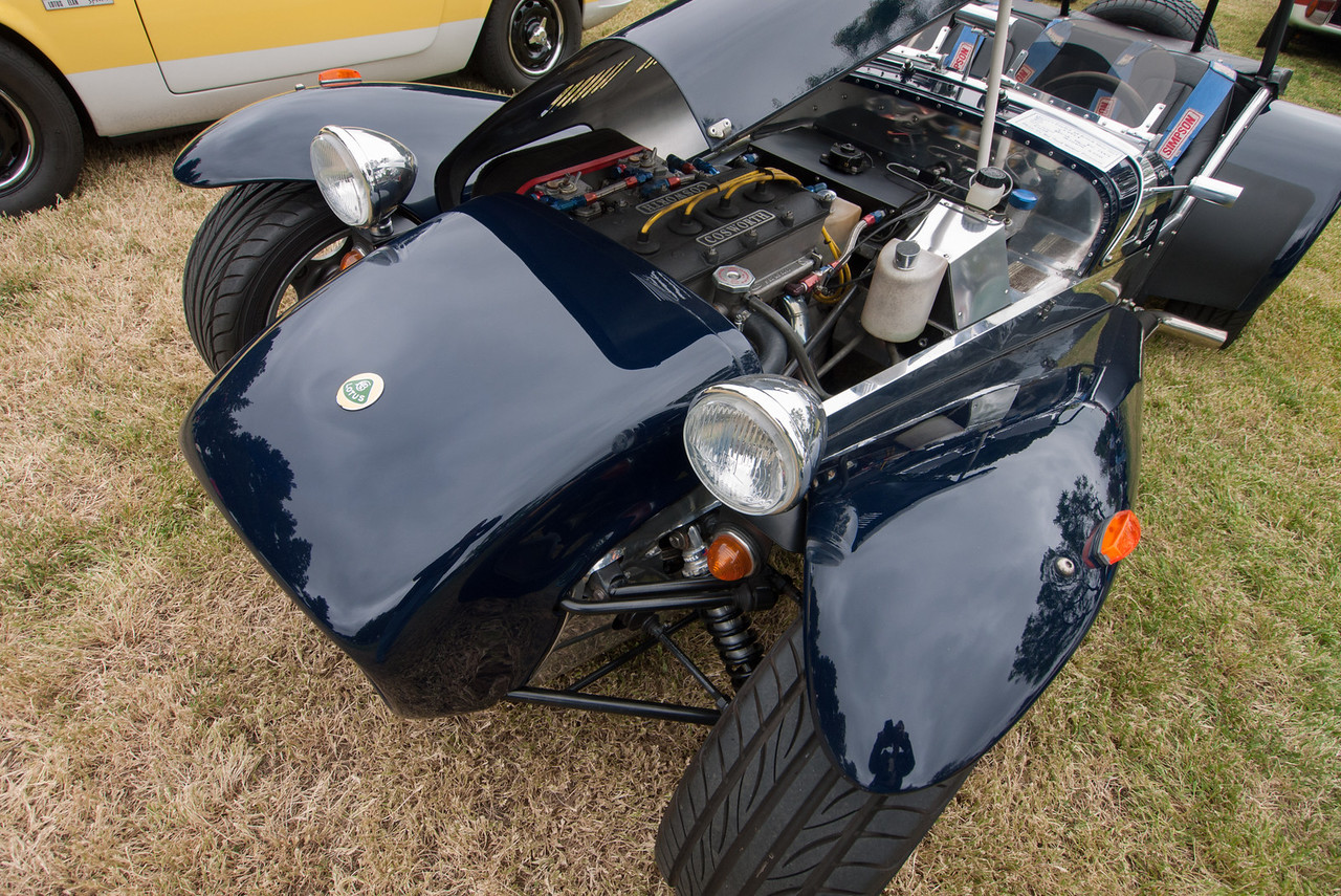 1964 Lotus 7 with 2 liter Cosworth Engine