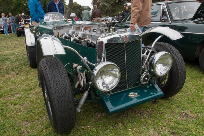 1934 MG NA Special