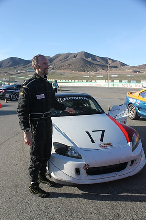 Willow Springs SCCA Feb 2015