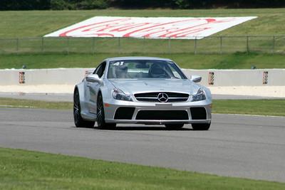Mercedes Benz- Barber Motorsports Park 6/2009