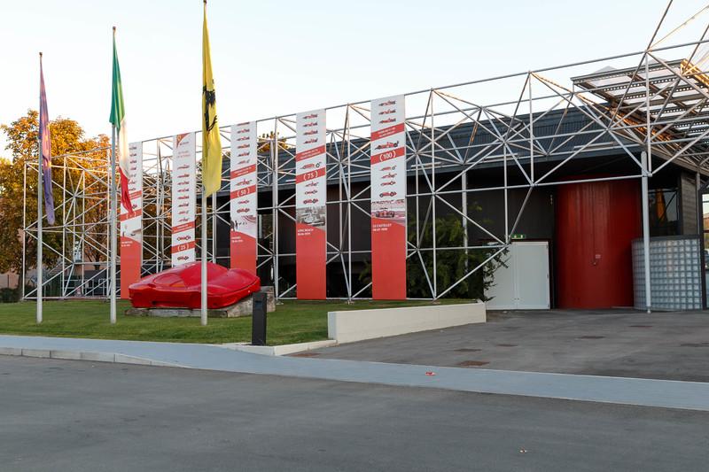 Ferrari Museum Muranello Italy 9_15-001