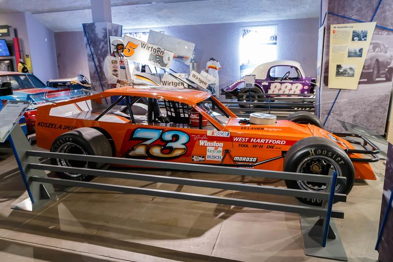 Saratoga Automobile Museum In Saratoga Springs New York February - Saratoga auto museum car show