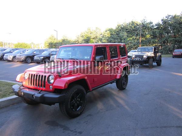Brenner Jeep Rausch Creek  Tour