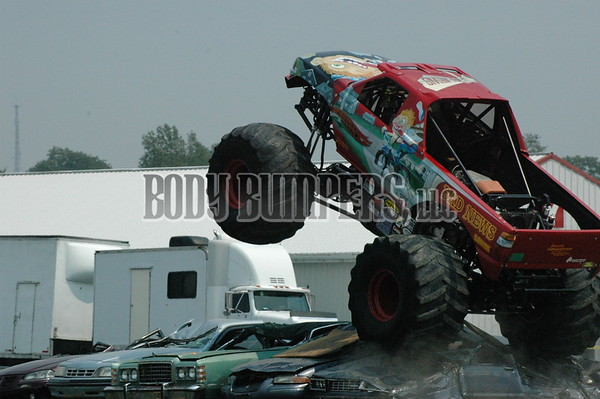 Carlisle All Truck Nationals - August 3th, 2007 - Nikon D70 - Mark Teicher