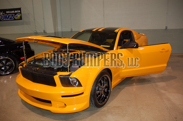 """Cars"" - Tuner Evolution 2008 - May 17, 2008 - Nikon D50 - Mark Teicher"