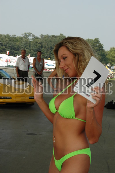 Corvettes at Carlisle Bikini Contest - August 25, 2007 - Nikon D70 - Mark Teicher