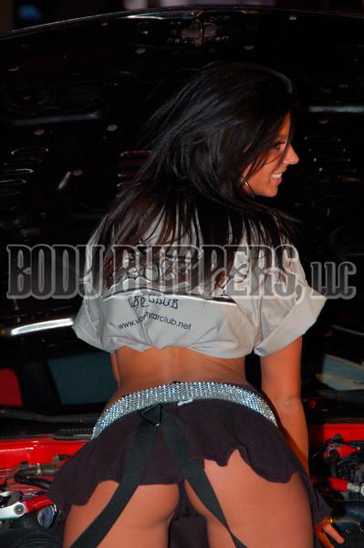 """Models""  @ Hot Import Nights Boston - Boston, MA - April 26, 2008 - Nikon D50 - Mark Teicher"