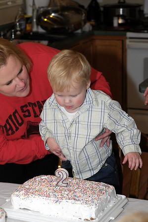 Carson's 2nd Birthday