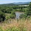 Shenandoah river-Shopping Center-Massanutten Mountains