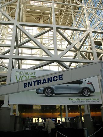 Auto show LA 2009-12-04