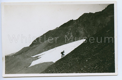 Carter Mountaineering Collection, 1923