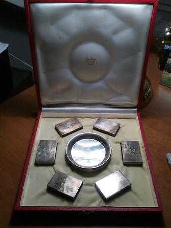 Cartier Smoke Set